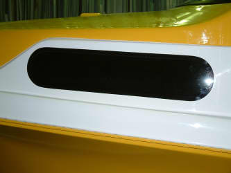 Manufacturers of one piece moulded windscreens
