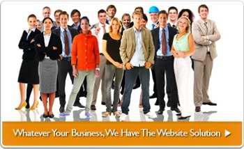 professional custom website development