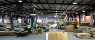 Merriwa Industries packaging and assembly, timber products
