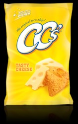 Australian made, owned corn chips, potato crisps