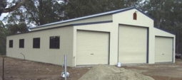 Australian made work sheds, farm sheds,