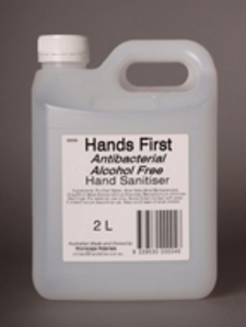 Hand sanitiser for office, workplace