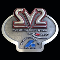 Handcrafted in Tasmania, buckles, vehicle badges, commerative plaques