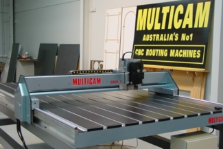 Aussie made cnc routers