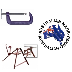 Australian made g clamps