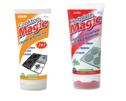Australian made hot plate cleaner, stove cleaner