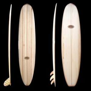 Australian made balsawood surfboards