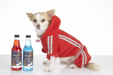 Australian made spring water with added vitamin B for dogs