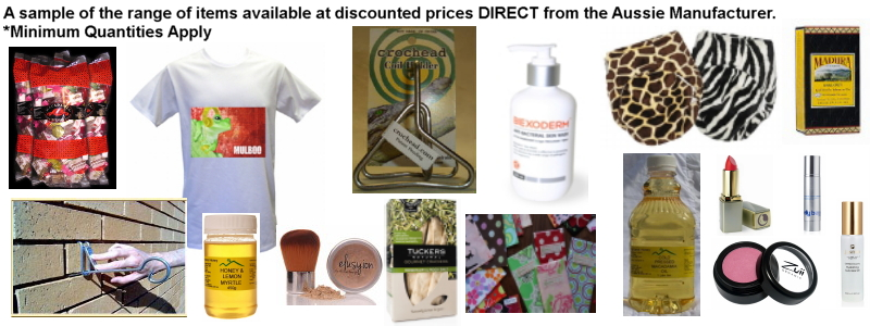 BAM Direct Aussie made discounted products