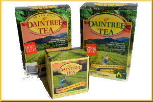 Australian grown unblended tea