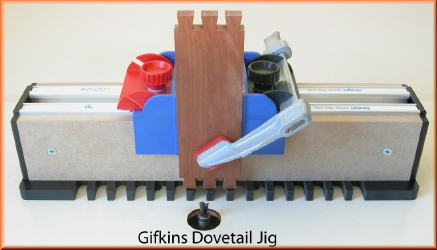 Aussie made dovetail jig, make perfect boxes