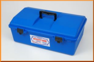 Australian made plastic tackle boxes