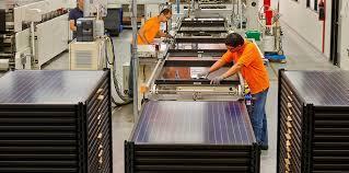 Australian solar panel manufacturing