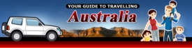 Australian holidays, touring around Australia