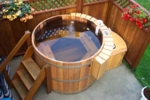 Aussie made hot tubs and sauna