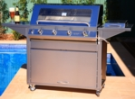 Australian made stainless steel bbq