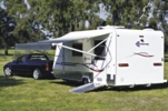 Australian made caravans wheelchair accessible