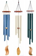 Australian made quality metal wind chimes