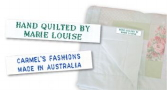 Australian made sew on name labels