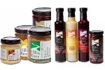 Australian made relishes, jams, mustards