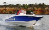 Australian made offshore fibreglass boats